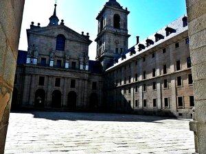 The Royal Seat of San Lorenzo de El Escorial